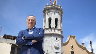 Fernando Roig durante una entrevista para MARCA