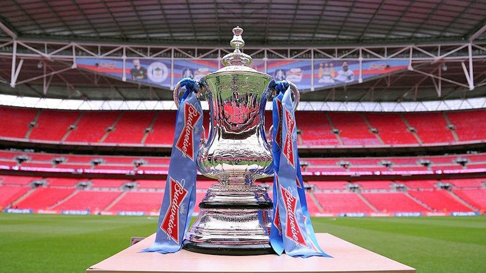 La final de la FA Cup, el partido más atractivo de los que se verán...