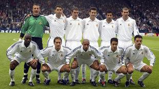El Real Madrid ante el Leverkusen