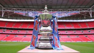 La final de la FA Cup, el partido m�s atractivo de los que se ver�n...