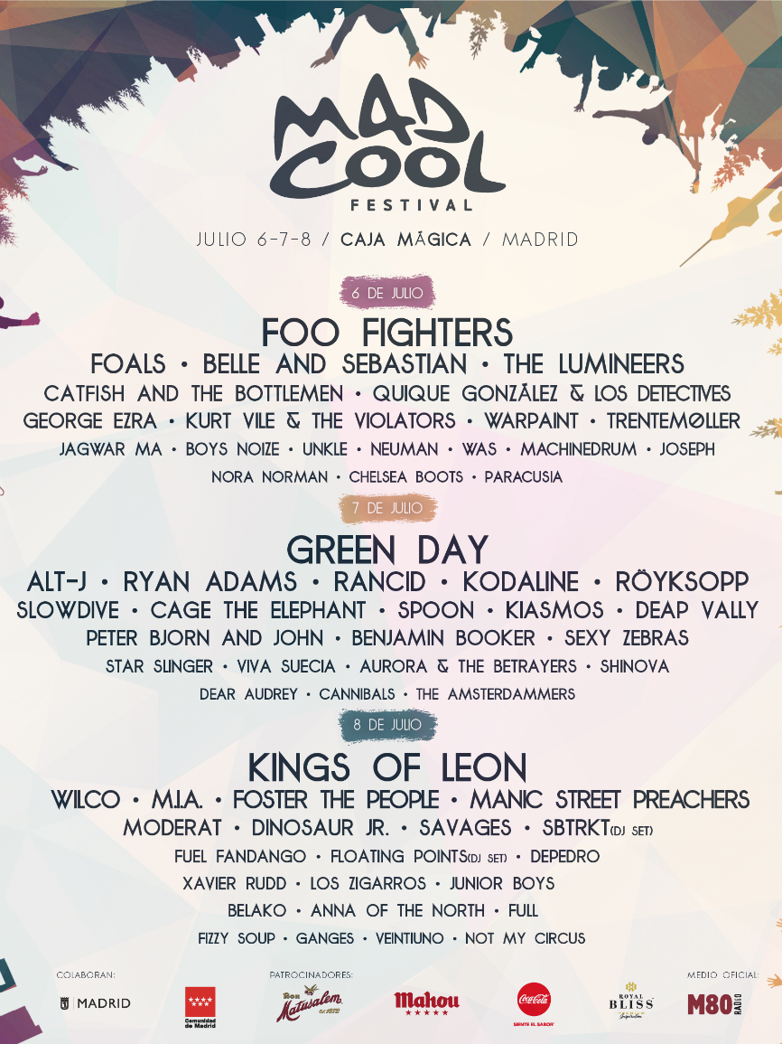 foto Mad Cool Festival
