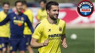 Mario Gaspar, jugador del Villarreal