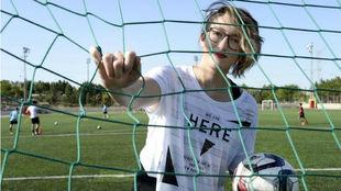 Silvia Chiellini, hermana del central de la Juve, posa para MARCA