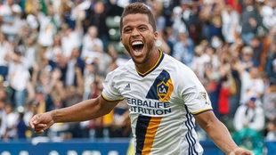 Gio Dos Santos registra seis tantos en la MLS