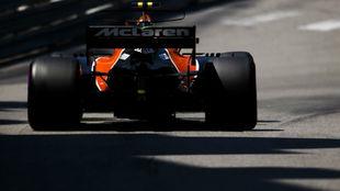 Stoffel Vandoorne, en el Gran Premio de M�naco