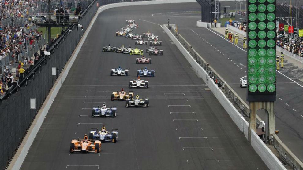 Indycar: Alonso y las 500 Millas marcaron récords de audiencia en ...