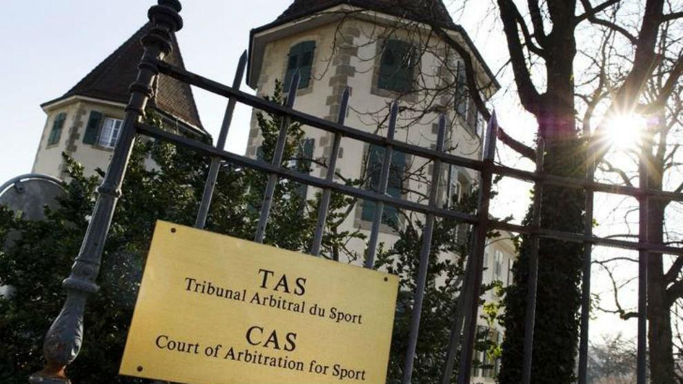 Sede en Lausana del TAS, que hoy ha fallado sobre el Atletico