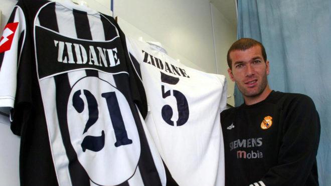 Final Champions 2017  Zidane y la servilleta que cambió la historia ... 5bf91178c7240