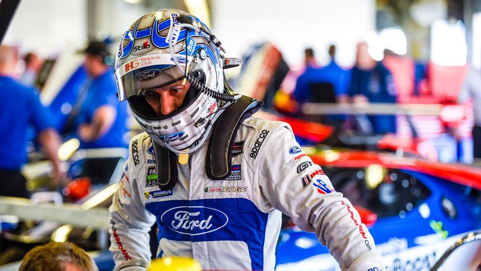 Tony Kanaan ya ha con Ford en Daytona