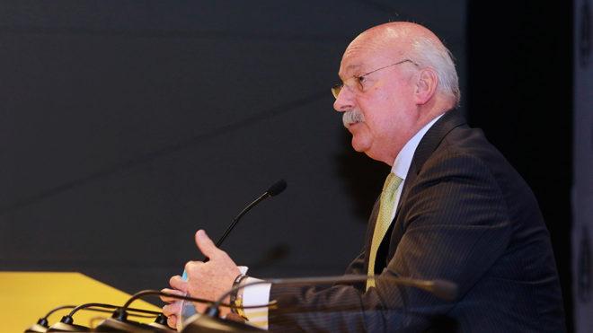 Enrique Bonilla dio a conocer los nuevos lineamientos del Ascenso