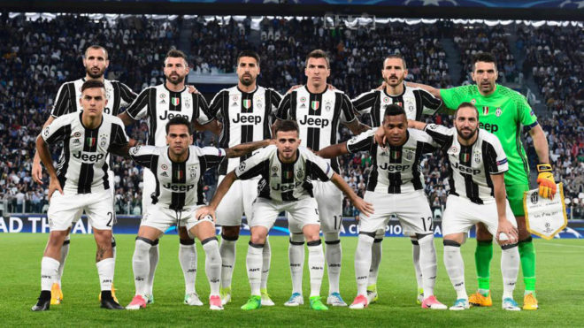 Juventus lineup against real madrid for the champions league juventus lineup against real madrid for the champions league final stopboris Images