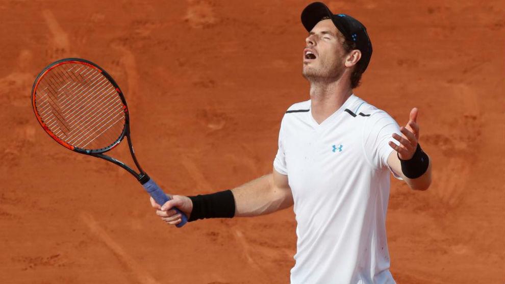Murray suspira tras la victoria
