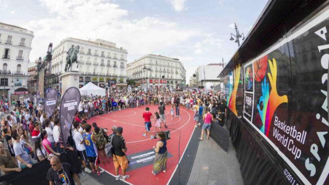 Eventos previos al Mundial de España 2014