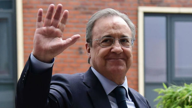 Perez Re-Emerged As Real Madrid President Unopposed