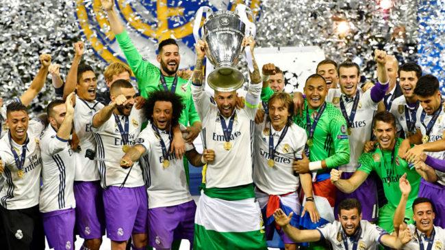 El Real Madrid se convirtió en la marca más poderosa del mundo del futbol