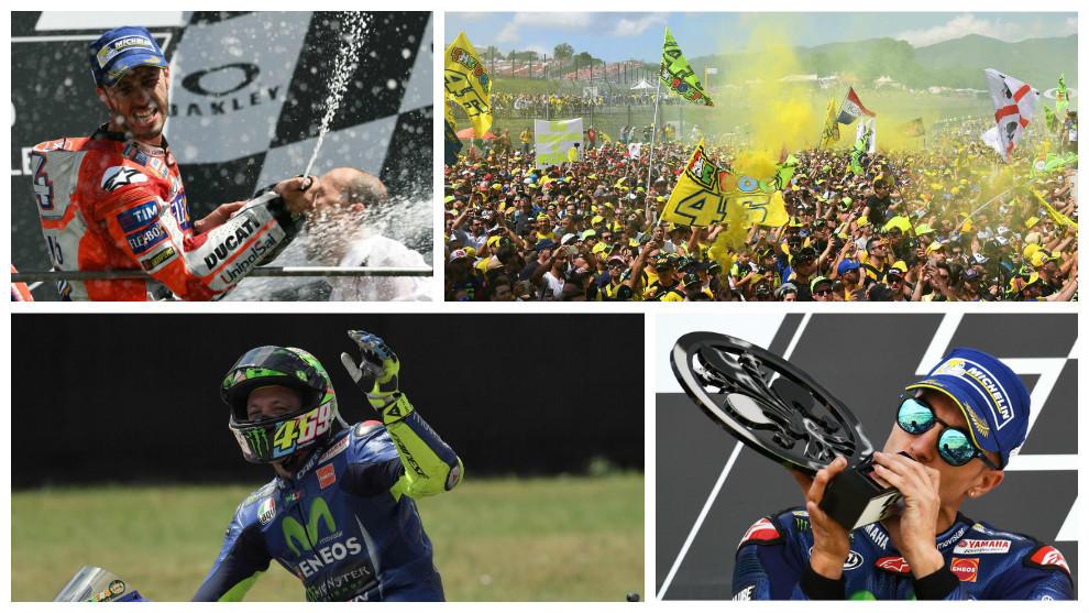 Las mejores imágenes de la carrera de Mugello