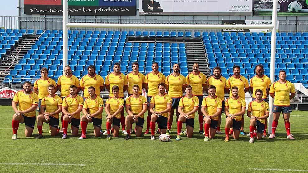 Los jugadores de la selección española que se enfrentaron a England...