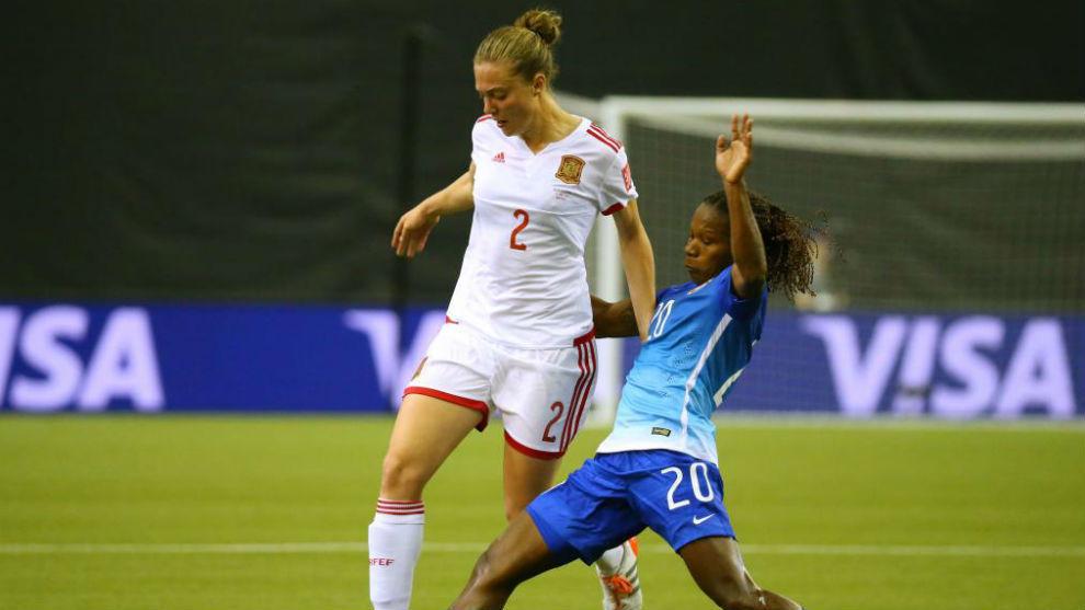 Fútbol Femenino  Celia Jiménez regresa a la selección tras superar ... 1fc434977695c