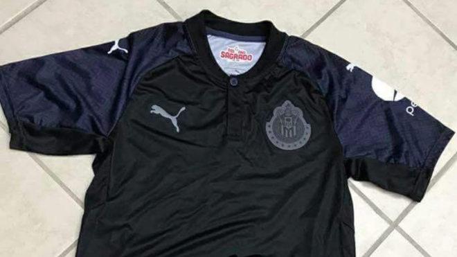 Filtran posible jersey de Chivas de visitante para el A2017  11518d912dff7