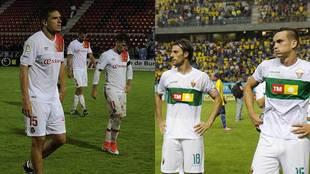 La decepción inundó a los jugadores de Mallorca y Elche en Anduva y...