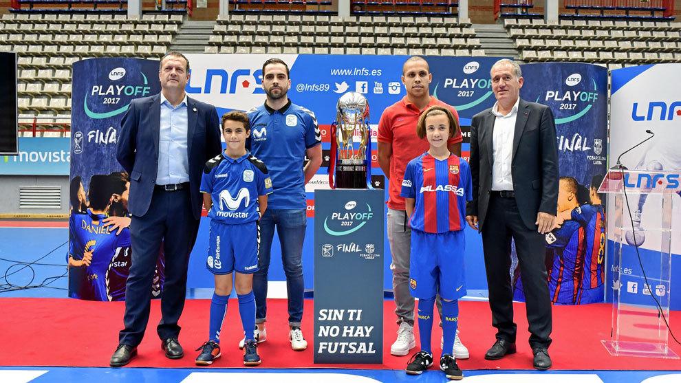Jesús Velasco (50), Jesús Herrero (30), Ferrao (26) y Andreu Plaza...