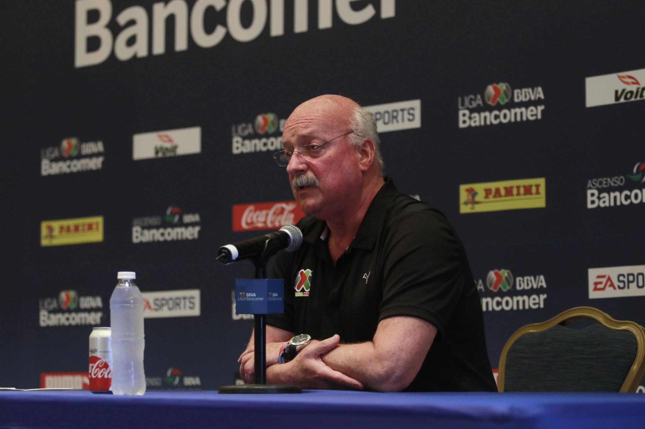 Enrique Bonilla, con el útimo informe del Draft, del Ascenso MX.