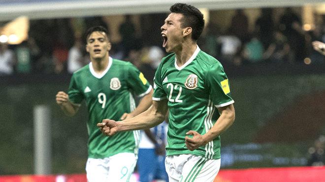 Selección Mexicana  El nombre de Hirving Lozano sacude el mercado ... 9efa8bbe14279