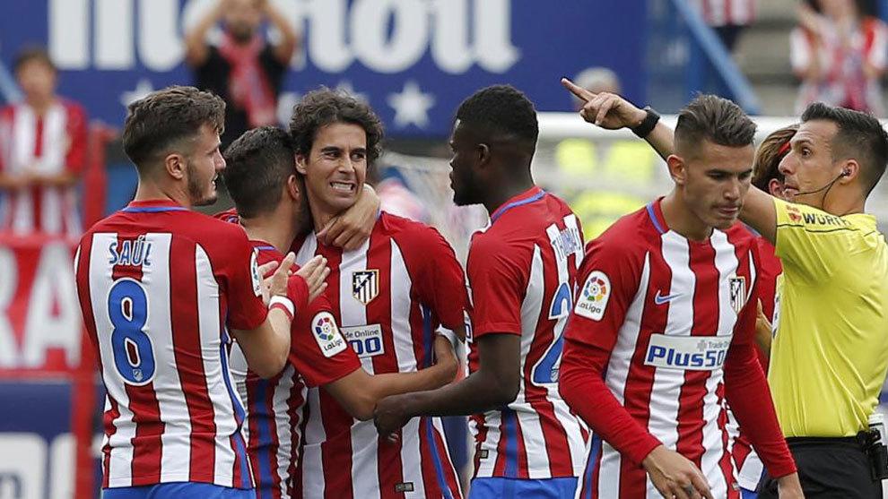 El Atlético de Madrid colaborará conjuntamente con Inter Movistar
