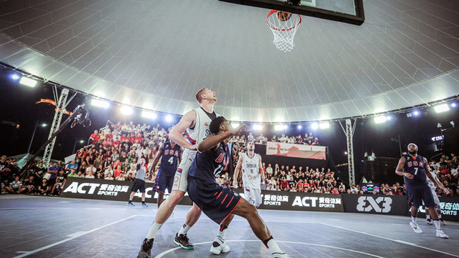 fe35890c5 Así se juega al baloncesto 3x3