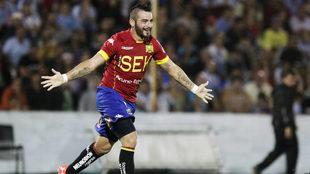 Carlos Salom llega procedente de Unión Española de Chile