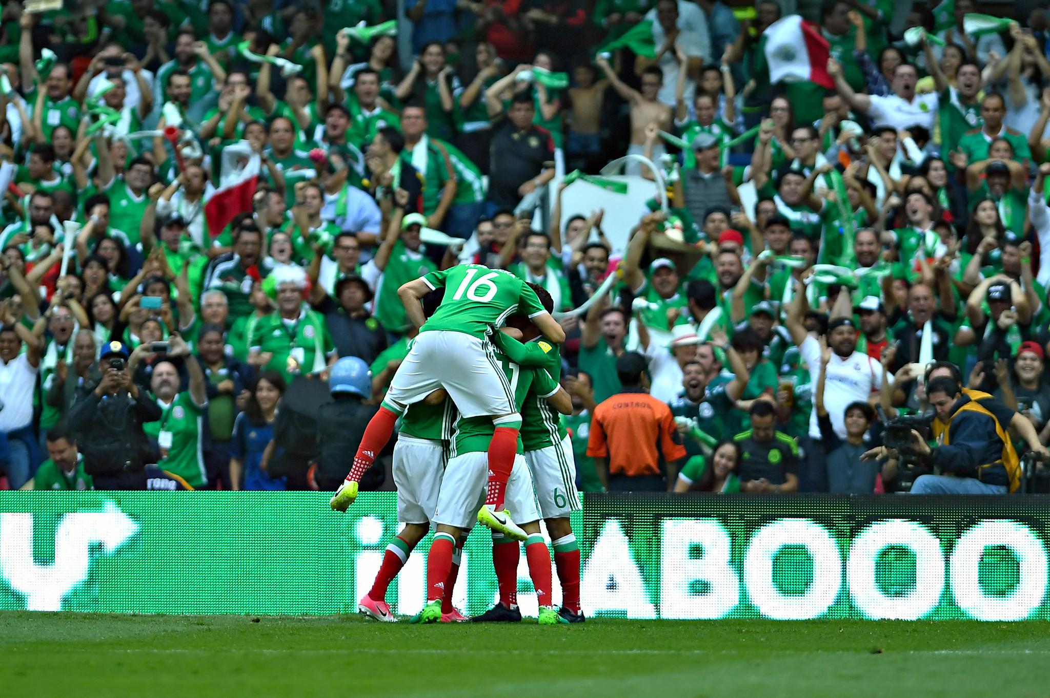 México logra el empate en su último duelo de Eliminatoria para Rusia...
