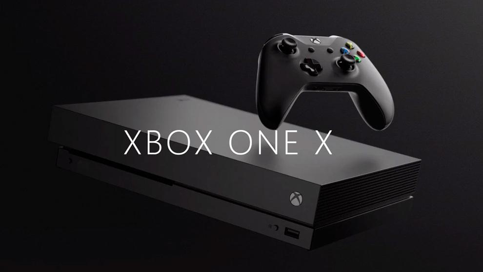 Xbox One X La Nueva Consola De Microsoft Anuncia Su Fecha De