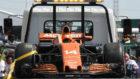 El coche de Alonso volvi� a boxes en la gr�a por 5� vez en seis...