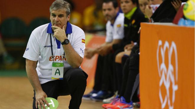 Jorge Dueñas, durante los pasados Juegos Olímpicos de Río.