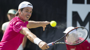Haas, ante Federer