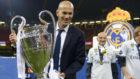 Zidane con la Duod�cima