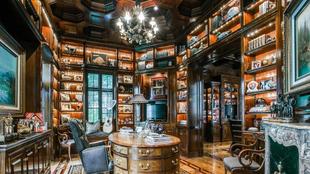 Stephen Jones, CEO de los Cowboys, ha puesto en venta su mansión de...