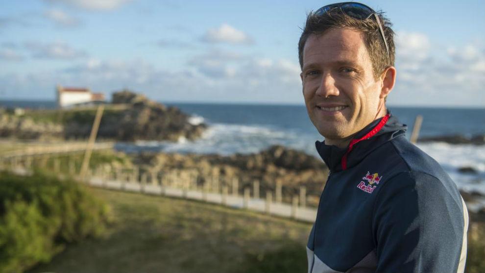 Sebastien Ogier, campeón del mundo de rallies