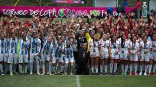 Pachuca y Xolos disputaron la primera final de Copa.
