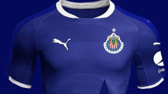 Posibles playeras de Chivas y Cruz Azul se filtran en redes  ba319d7e08063