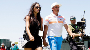 Rickie Fowler y <strong><a...