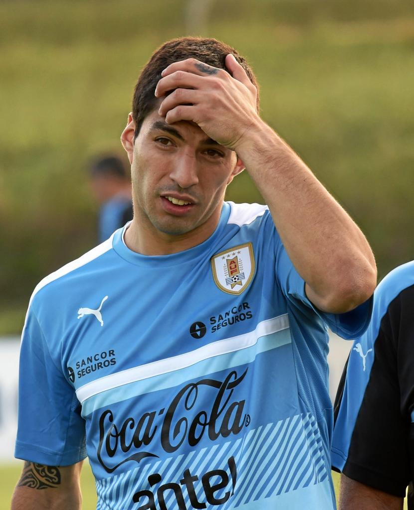 Luis Suarez sends aid to those affected by floods in Uruguay