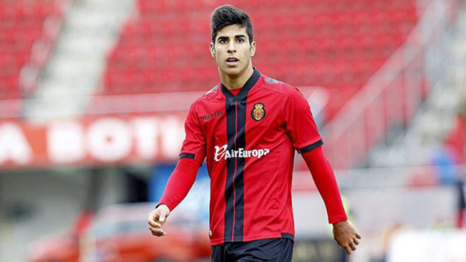When Marco Asensio was earning 1,000 euros per month | MARCA in ...