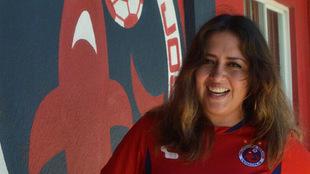 Melissa Núñez será la encargada de dirigir al equipo