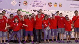 Primera edición de la Champions Genuine organizada por el Nástic de...