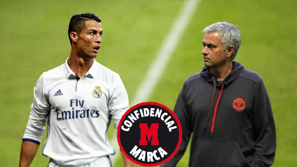 Marca: Mourinyoga Ronaldu kerak emas