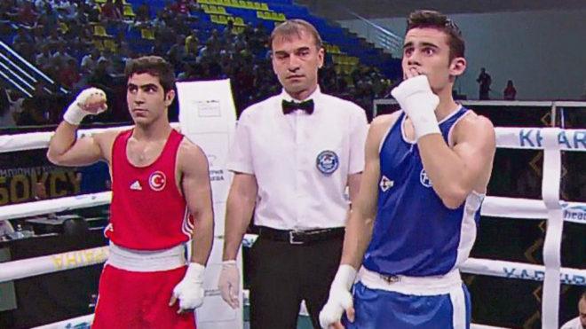 José Quiles, a la derecha, en el momento de conocer el veredicto de...