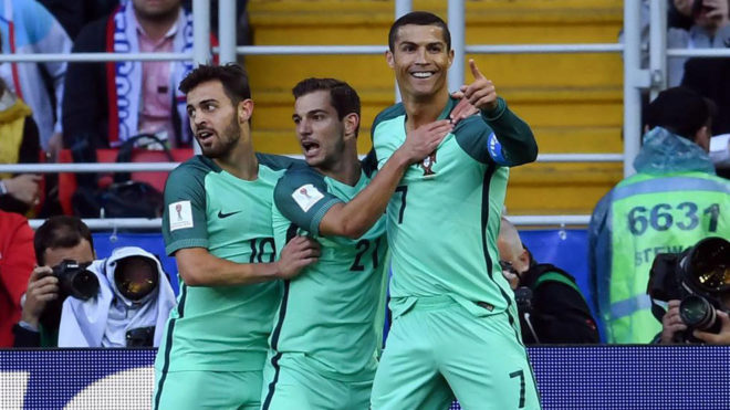 Ronalduning goli Portugaliyaga g'alaba keltirdi