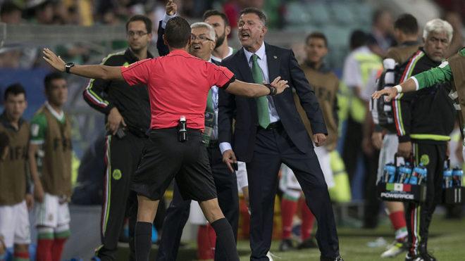 Osorio insulta a la banca rival.