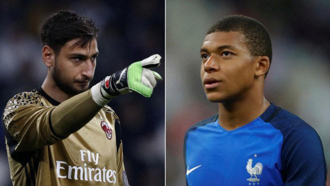 Marca: მბაპე და დონარუმა